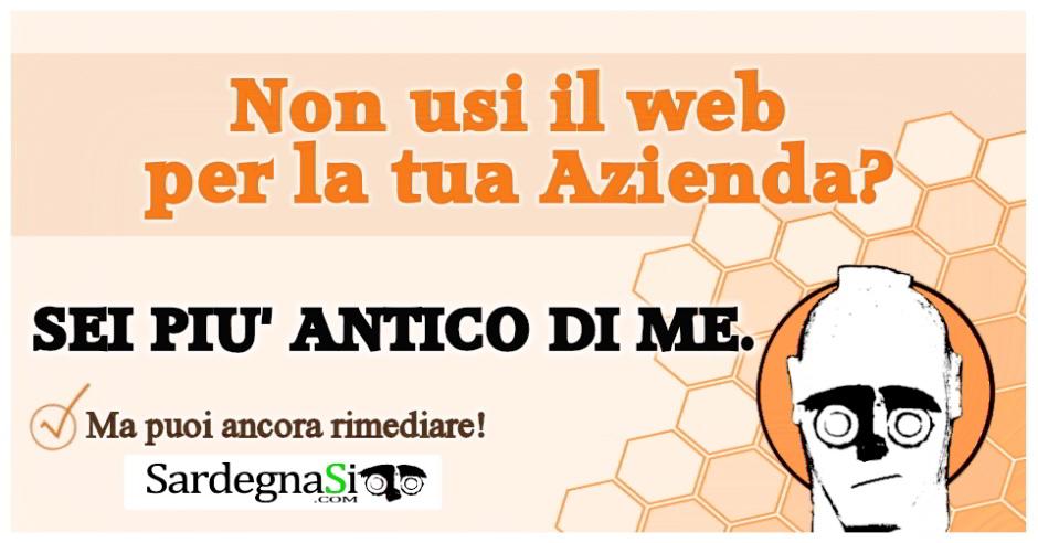 SardegnaSi.com, il web per le attività produttive della Sardegna.