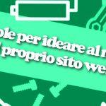 SardegnaSi 3 Regole per ideare un sito web